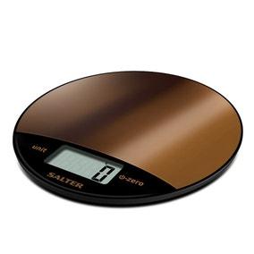 Salter Metallic Electronic Kitchen Scale