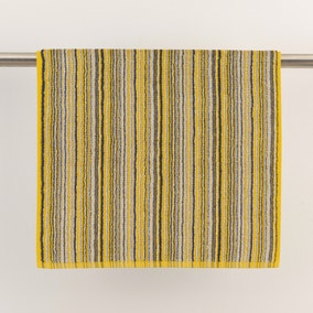 Stripes Mustard Towel