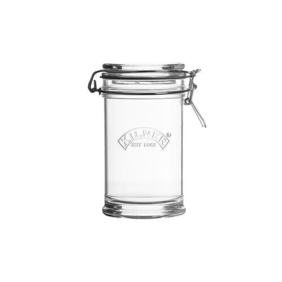 Kilner Signature 750ml Clip Top Jar Clear