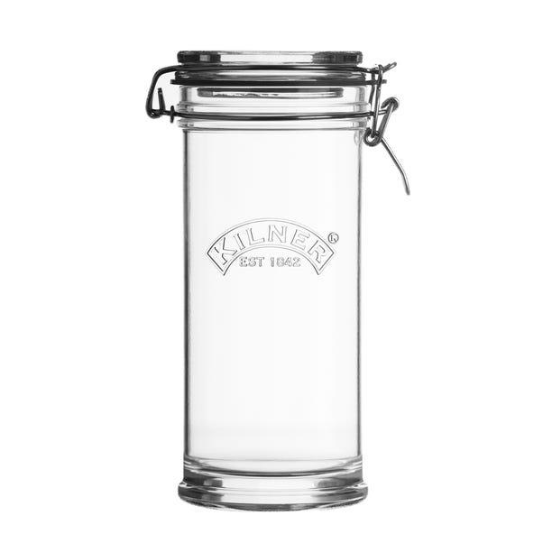 Kilner Signature Clip Top Jar Clear