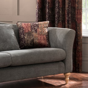 Belmont Burgundy Cushion