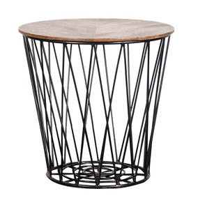 Finchley Storage Side Table