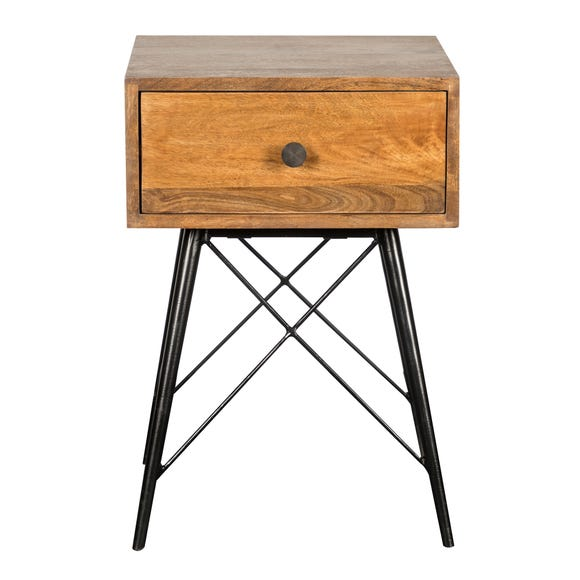 Finchley Nightstand Wood (Brown)