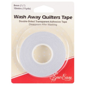 Double Sided Wash Away Quilters Tape