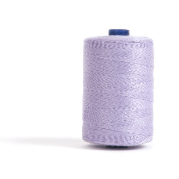 Sewing and Overlocking Mauve 1000m Thread