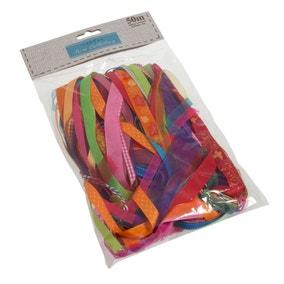 Pack of 25 Mixed Summer Ribbon