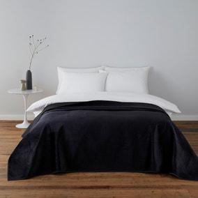 Kayla Black Bedspread