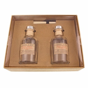 Churchgate Black Pepper and Sandalwood Set of Two Diffusers