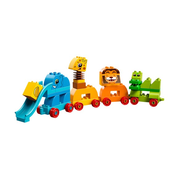 LEGO Duplo My First Animal Brick Box MultiColoured