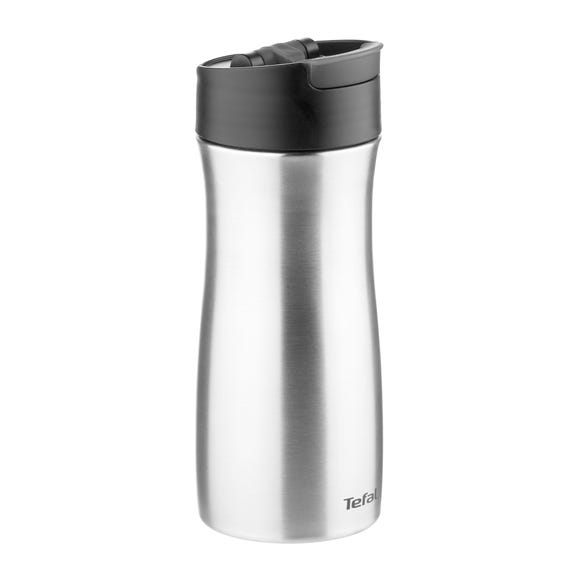 Tefal Coffee To Go 300ml Travel Flask Silver