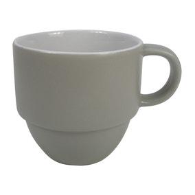 Elements Stacking Grey Mug