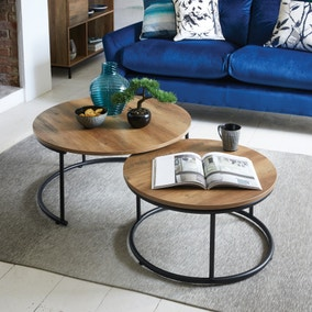 Fulton Set of 2 Coffee Tables