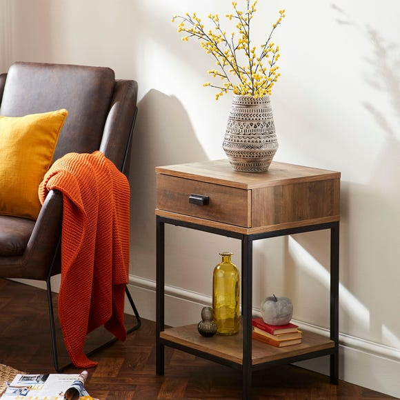 Fulton Side Table Pine