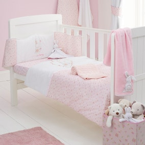 Pretty Little Bunny 4 Tog Cot Quilt