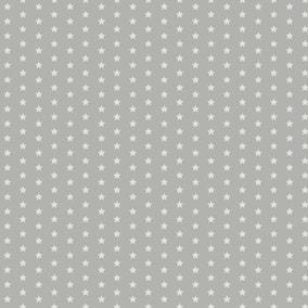Twinkle Grey Cotton Fabric