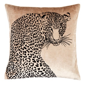 5A Fifth Avenue Leopard Cushion