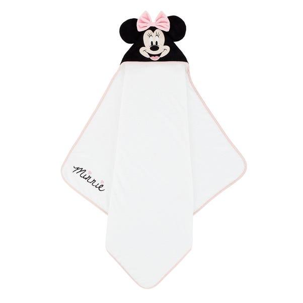 Disney Minnie Mouse Cuddle Robe White