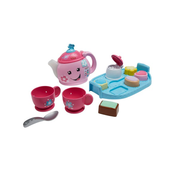 Fisher Price Sweet Manners Tea Set MultiColoured