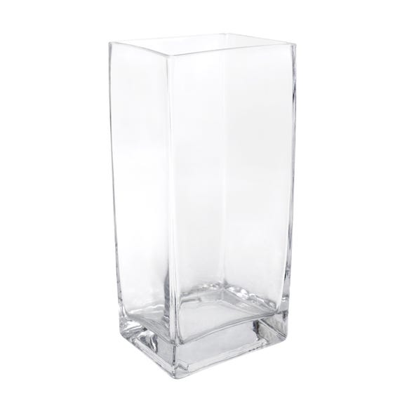 Clear Tank Vase Clear