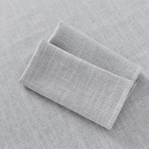 Pack of Four Vermont Dove Grey Napkins Dove (Grey)