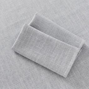 Pack of Four Vermont Dove Grey Napkins