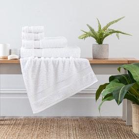 White Egyptian Cotton Towel
