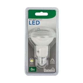 Dimmable 8 Watt ES Pearl R63 Spot Bulb