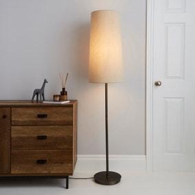 Bronson Natural Floor Lamp
