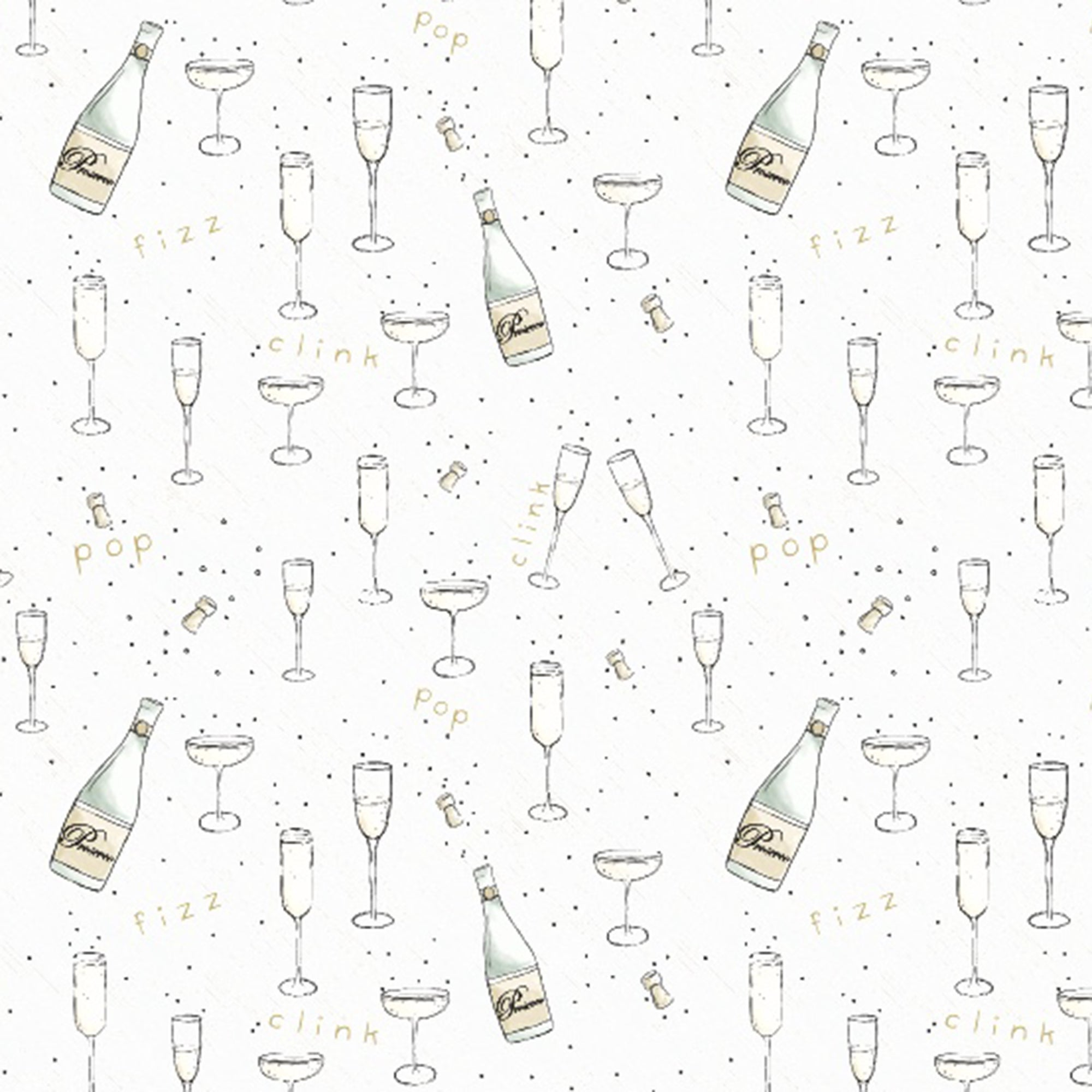 Photo of Prosecco pvc fabric natural