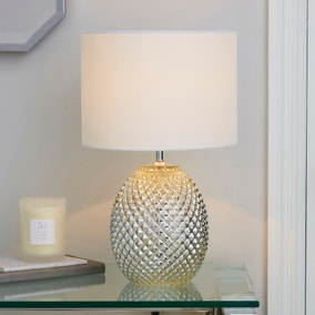 Kelso Mercury Glass Table Lamp