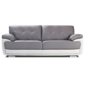 Carlton 3 Seater Leather Sofa