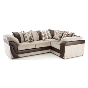 Lush Scatter Back Right Hand Corner Sofa