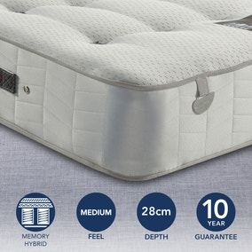 Pocketo 1000 Memory Mattress