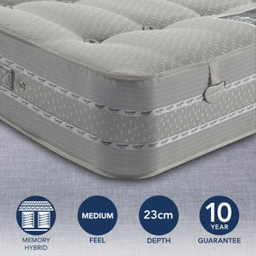 Pocketo Medium Firm 1500 Reflex Plus Mattress