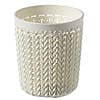 Curver White Storage Pot White