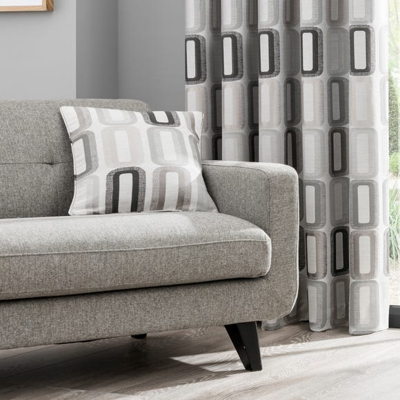 Elements Dahl Dove Grey Cushion Dove (Grey)
