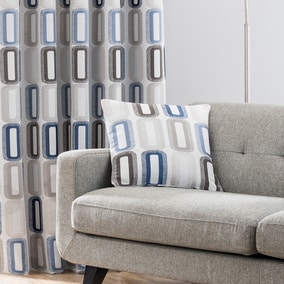 Elements Dahl Blue Cushion