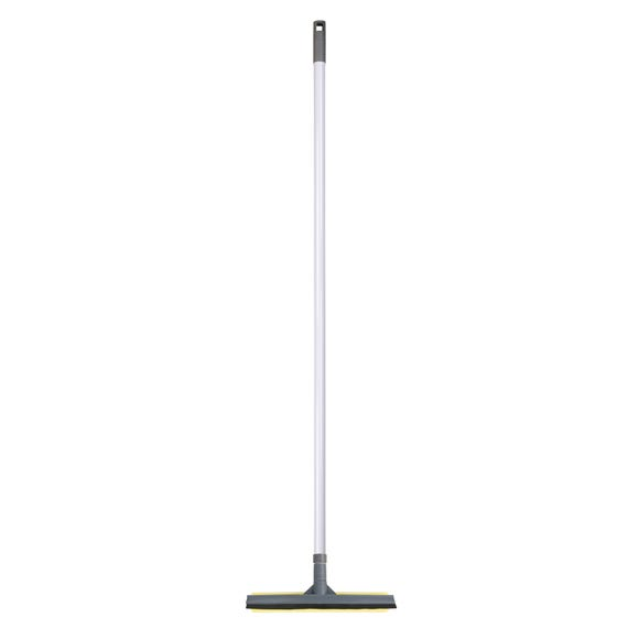 Window Squegee With Extendable Handle Grey