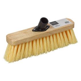Wooden Broom Head