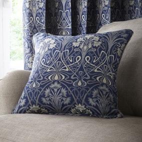 Lucetta Navy Cushion