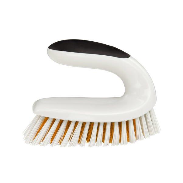 OXO Saffron All Purpose Scrub Brush Saffron