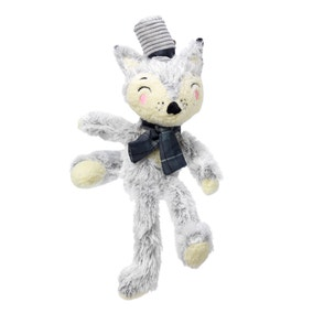 Winter Woodland Charlie Fox Dog Toy