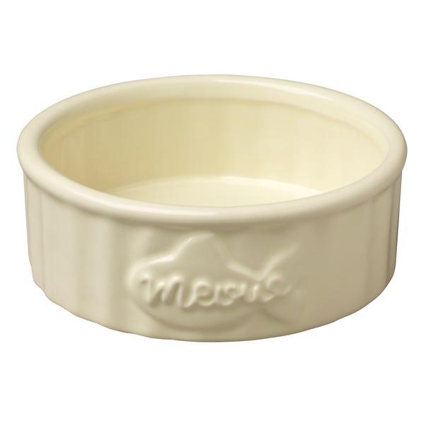 Cat Meow Bowl Cream