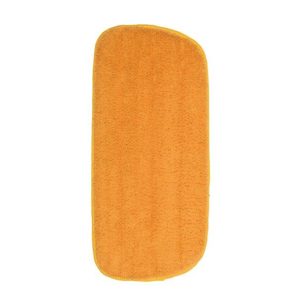 OXO Saffron Floor Duster Refill Orange