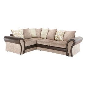 Scarlett Left Hand Corner Sofa