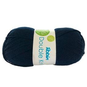 Robin Double Knit 100g Navy Yarn