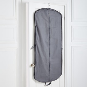 Folding Grey Suit Cover