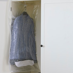 Hanging Vacuum Storage Bag