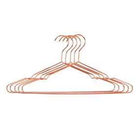 Pack Of 5 Copper Hangers
