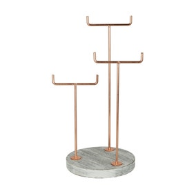 Copper Jewellery Holder